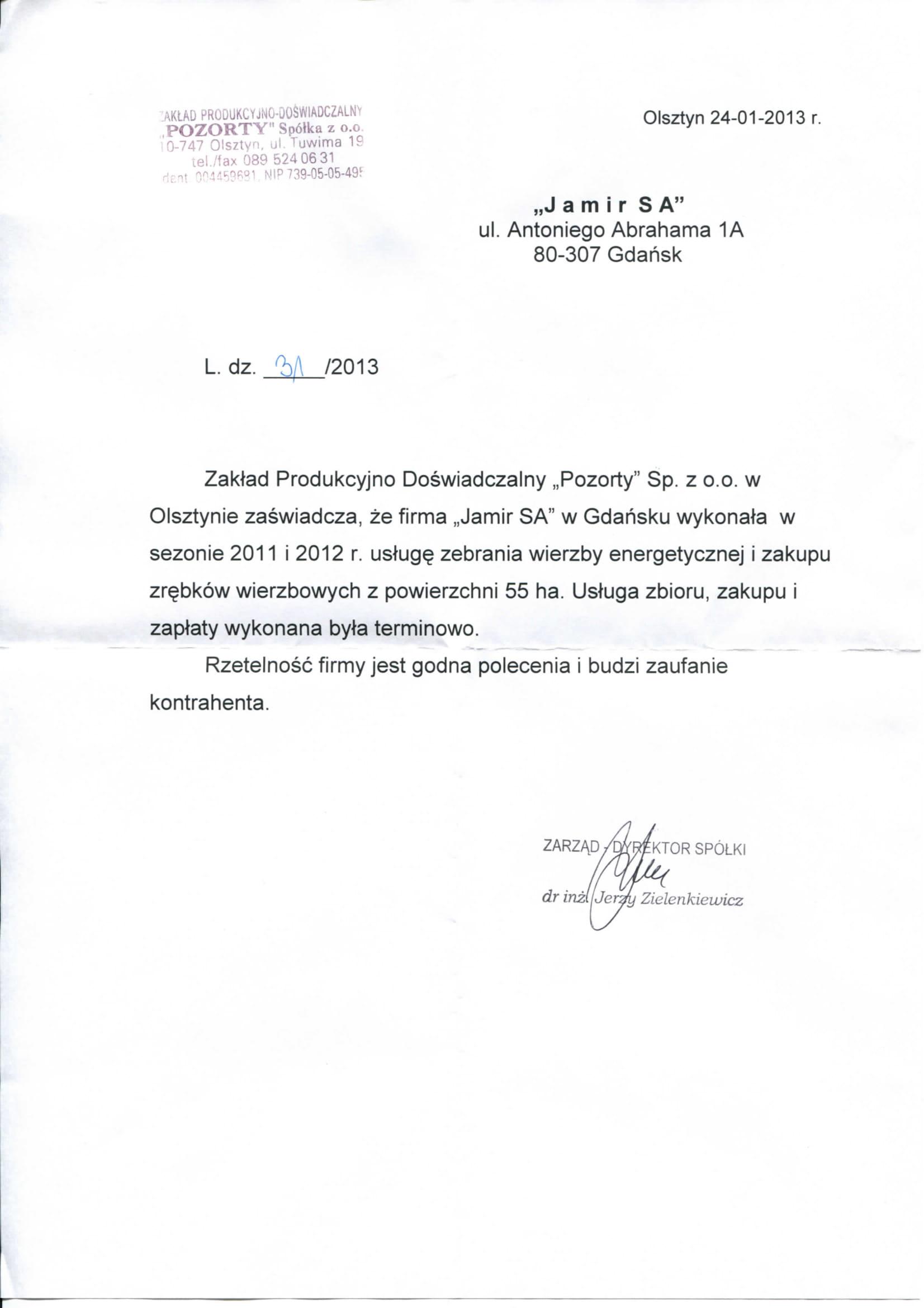 ZPD POZORTY-1